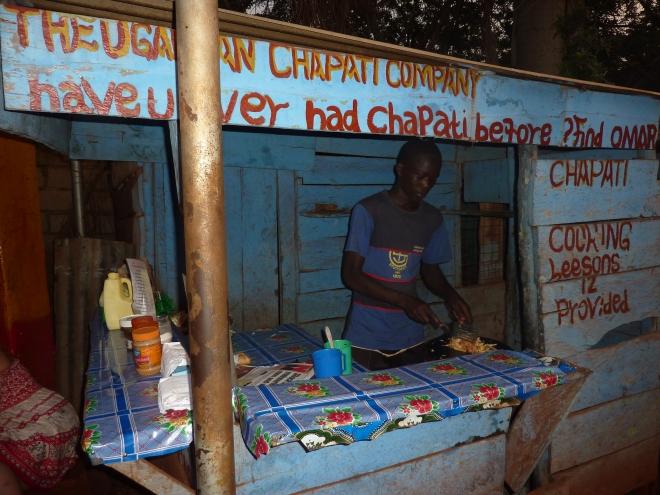 The holy grail of Ugandan street food!