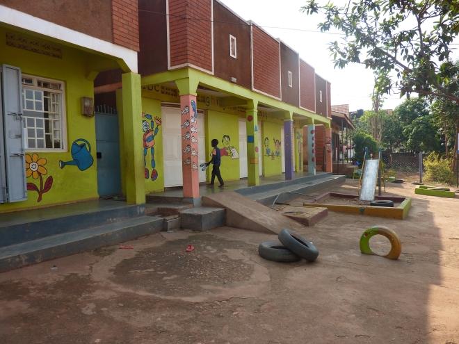 Sesame Street Kindergarten